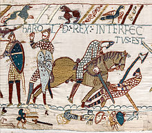 220px-Bayeux_Tapestry_scene57_Harold_death
